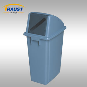60L Waste Paper Tank/Trash Bin pictures & photos