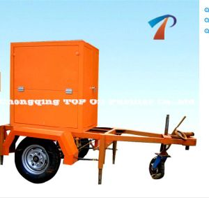 Trailer Filtering Type Mobile Transformer Oil Purification System (ZYM-100) pictures & photos