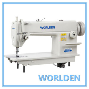 Wd-6150 H High Speed Lockstitch Sewing Machine pictures & photos