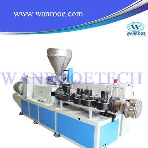 Single Screw Plastic Extrusion Production Line PVC PE Pipe Extruder Machine pictures & photos