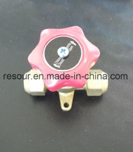Hand Valve, Stop Valve, Shut off Valve, Refrigeration Parts pictures & photos