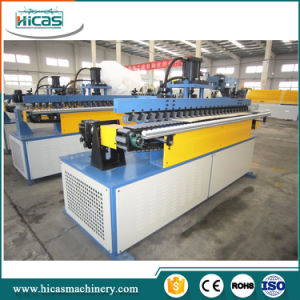 Automatic Nailless Plywood Box Buckle Making Machine pictures & photos