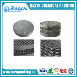 Structured Wire Packing Metal Wire Gauze Packing pictures & photos