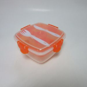 30 Oz Cold & Fresh Longer Square Lunch Box pictures & photos