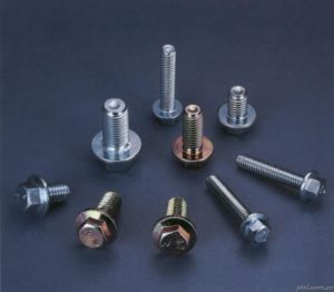 High Strength Class 8.8-12.9, Flange Bolts, Hex pictures & photos