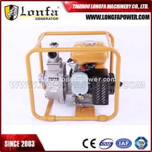 High Quality 3inch (80mm) Robin Gasoline Engine 5HP Water Pump pictures & photos