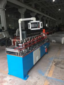 Single Layer Door Shutter Roll Forming Machine Integrate Structure pictures & photos