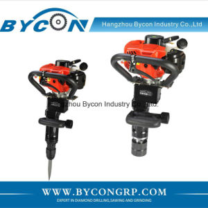 BYCON DPD-50PD Multifunction road breaker machine hand fence post driver pictures & photos