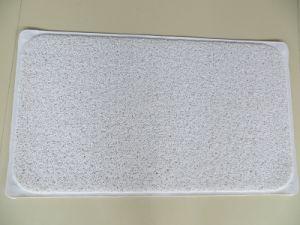 Coil Bathroom Shower Rug Non-Slip Floor Mat pictures & photos