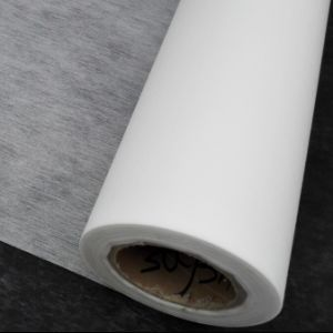 Chemical Bond Nonwoven Fabric Gum Stay Interlining 1025hf pictures & photos