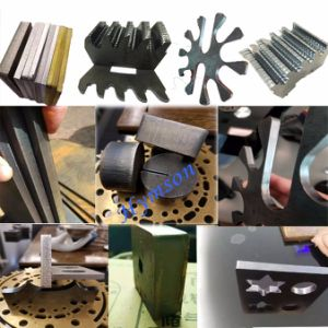 Brass Automatic Fiber Laser Cutting Machine pictures & photos