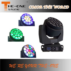 19pcsx15W Bee Eyes Light LED Beam Moving Head Light pictures & photos