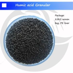 Organic Humic Acid Granular Potassium Humate pictures & photos