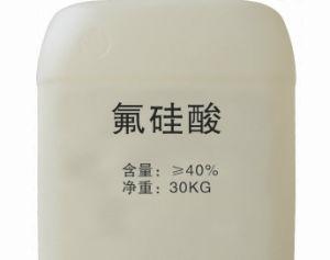 Fluorosilicic Acid, Hexafluorosilicic Acid, CAS: 16961-83-4 pictures & photos