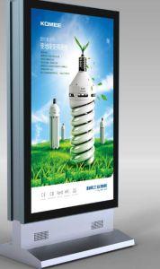 Advertisement Backlit Fabric PVC Free Flex Banner pictures & photos