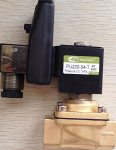 Ud 2/2 Port Solenoid Valve Small Orifice Uni-D Valve pictures & photos