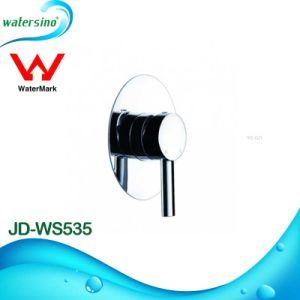 Bathroom Square Design Concealed Water Diverter Faucet Mixer pictures & photos