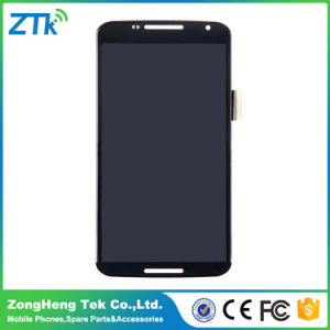 Cell Phone LCD Screen for Motorola Google 6 LCD Display pictures & photos
