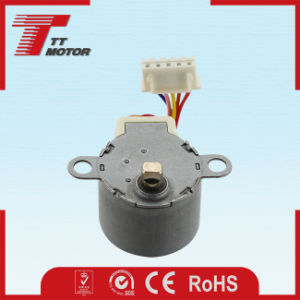 Low speed 12V micro electric Stepper Motor for power tools pictures & photos