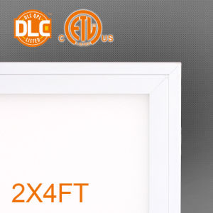 2X4FT 50W Dimmable LED Panel 5000lm -6500lm, 5 Year Warranty pictures & photos