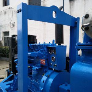 Diesel Trash Self-Priming Pump for Dewatering pictures & photos