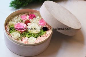 Silk Flowers Preserved Natural Roses pictures & photos