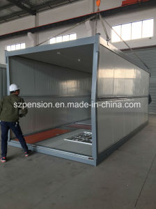Peison a-Level Fireproof Panels Folding Mobile Prefabricated/Prefab House pictures & photos