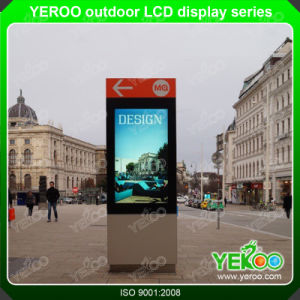 65′′ Outdoor Waterproof Touch Screen Monitor LCD Digital Signage Display pictures & photos