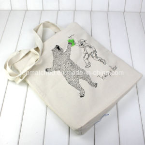 Hottest Selling Low Price Handle Style Cotton Bag /Shopping Canvas Bag pictures & photos