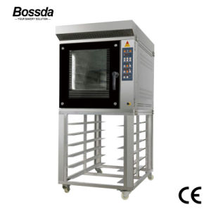 Hot Wind Loop Oven Baking Machine Gas Convection Oven for Bakery Bdc-10q pictures & photos
