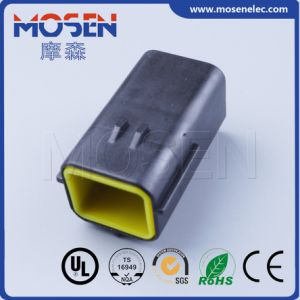 Te 174264-2 6 Pins Male Waterproof Type Automotive Electrical Connectors pictures & photos