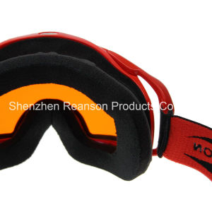 Reanson Professional Anti-Fog Double Lenses Snowboard Skiing Goggles pictures & photos