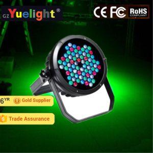 DMX512 Bright 72PCS*3W LED PAR Light for Wedding Disco DJ Event pictures & photos