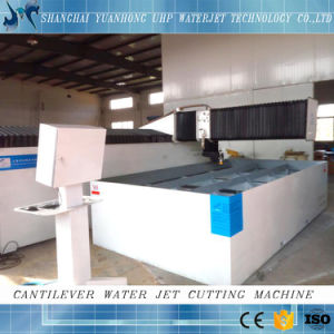High Precision 5 Axis Water Jet Cutting Machine for Stone pictures & photos
