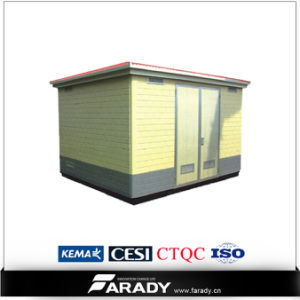 15kv/22kv/33kv Compact Transformer Kiosk Power Substation pictures & photos