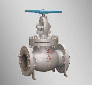 API 6D Cast Steel Globe Valve pictures & photos