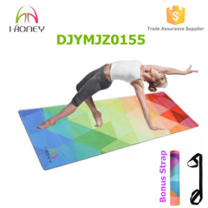 2 in 1 Combo Yoga Mat & Inspiring Designs pictures & photos