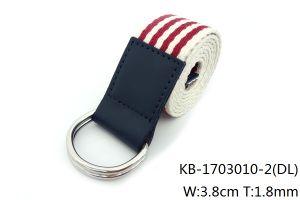 New Fashion Men Woven Belt (KB-1703010-2) pictures & photos