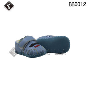 Babies Infant Soft Leather and Toddler Shoes pictures & photos