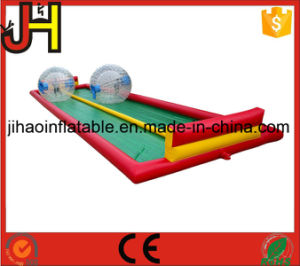 Outdoor Inflatable Zorb Race Track for Amusement Park pictures & photos