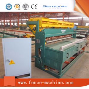 Stainless Steel Welded Wire Mesh Machine pictures & photos