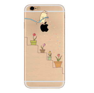 Lazy Cats Cartoon Picture Printing Mobile Phone Case for iPhone pictures & photos