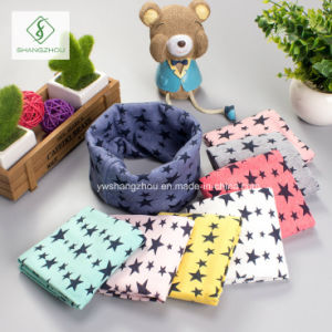 2017 Kids Winter Printed Cotton Scarf Fashion Neck Warmer Gift pictures & photos