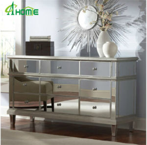 Wholesale modern Design Cheap Mirrored Cabinet pictures & photos