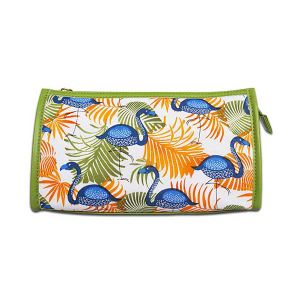 High Quality Cotton Printing Cosmetic Bag pictures & photos