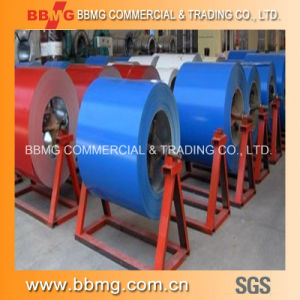 Galvanized Prepainted Steel Coil/Color Coated Steel Coil/PPGI pictures & photos