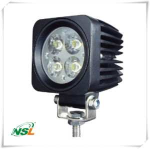 Waterproof LED Driving Light Lamp LED Lamp 12W LED Light Spot/Flood Light Epsitar LED Chip Working Light LED Bar Light - Nsl-1204A-12W pictures & photos