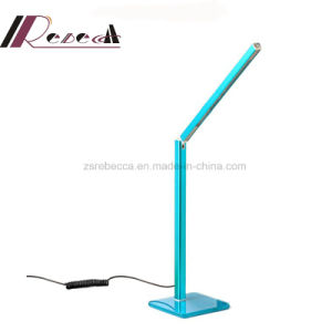 Small Foldable Portable Bedside LED Table Lamp for Reading pictures & photos
