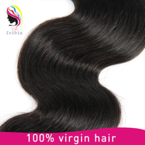 Unprocessed Human Hair Weaving Virgin Remy Brazilian Human Hair Weft pictures & photos