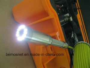 Hot Selling Waterproof IP68 Sewer Tube Inspection Camera with DVR pictures & photos
